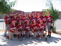 The 2006 Cardinals went 3-1-1 in the Bishop Gorman Invitational Tourney in Las Vegas, Nevada.