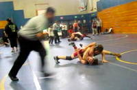 Jan. 16, 2010. Lawrence Miller Memorial Invitational, Alhambra HS (Martinez, Calif.)